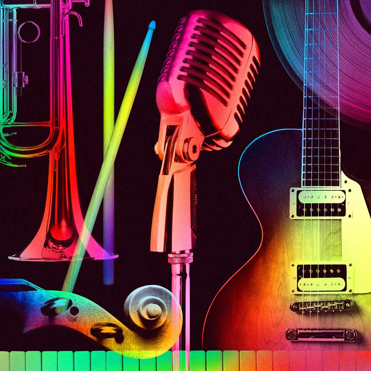 Разная музыка